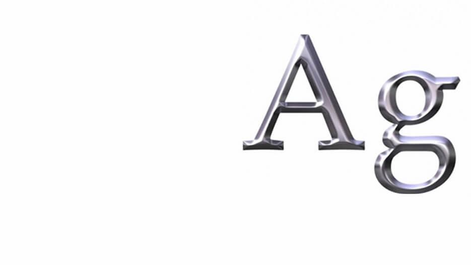 Обозначение серебра на форексе