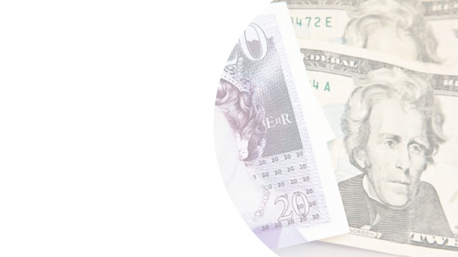 График курса фунта к доллару