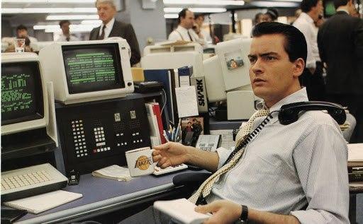 Жирный минус после подъема на фондовых рынках