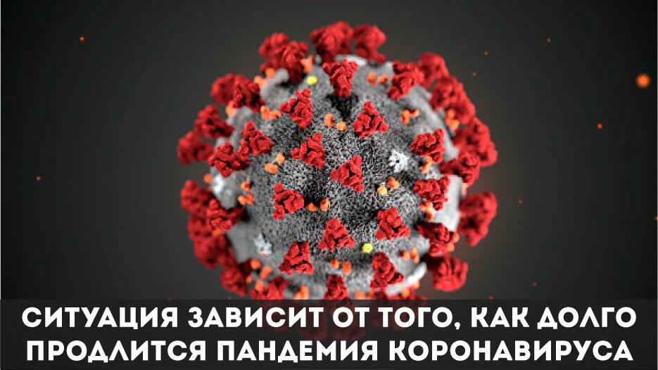 кризис 2020 зависит от коронавируса