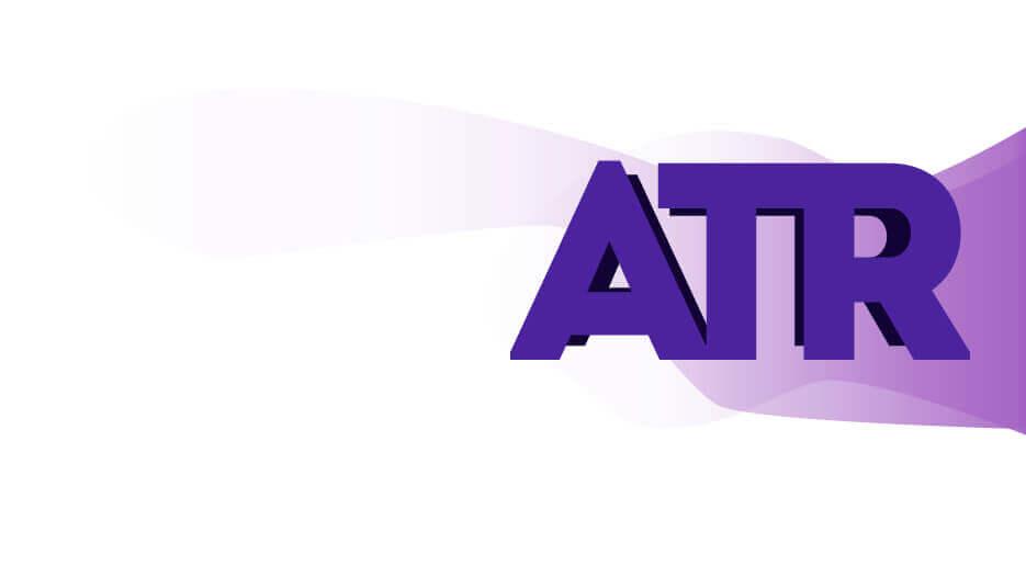 АТR, точка входа относительно ATR. Примеры технического ATR